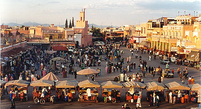 Marrakech: Medina Schmedina! | Waila Caan